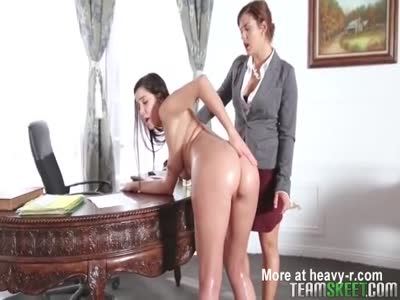 Sexually Punishing The Secretary