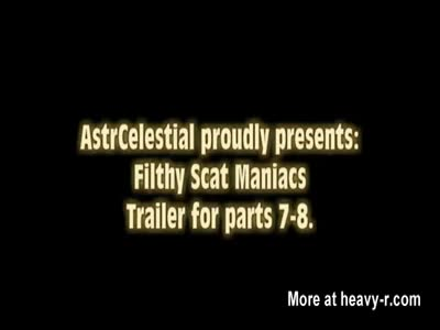 AstraCelestial Filthy Scat Maniacs (promo3)