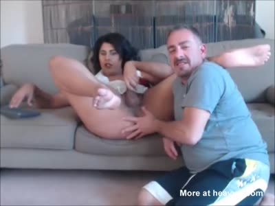 Fat Shemale Getting Her Butt And Cock Licked By BF