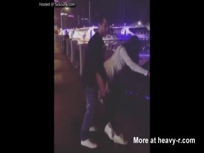 Fuck Hard In Public