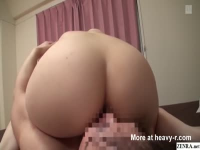 Voluptuous JAV star Chinami Sakura big butt blowjob