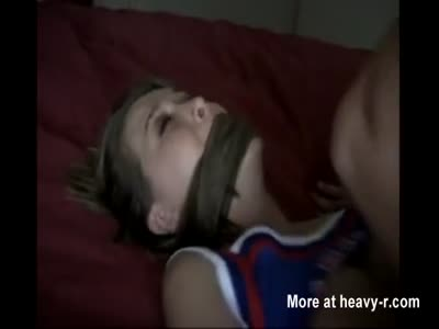 Raping Cheerleader