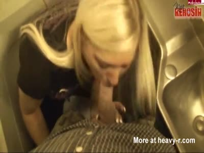 Blowjob On Plane