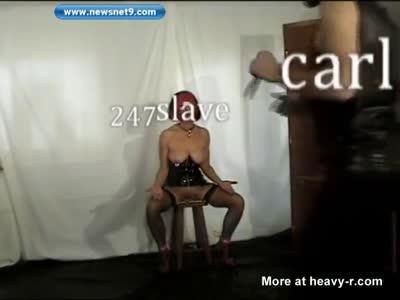 Blowpipe Needles Slave Carla