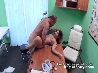 Patient Fucked By Horny Doctor