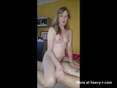 Cuckold Wife Riding Dick