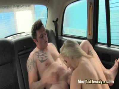 Female Taxi Driver Fucked Hard By Customer