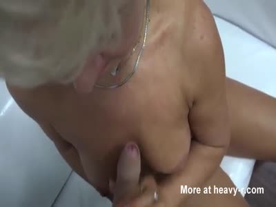 Mature woman in porn casting