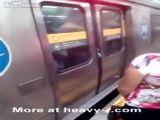 Erection Stuck Between Doors