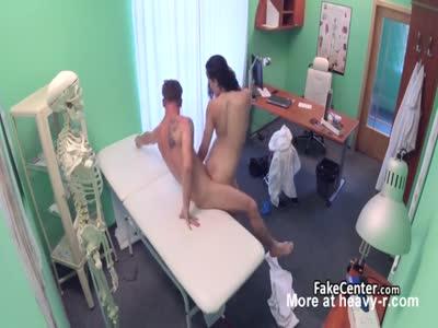 Horny Client Fucking Doc