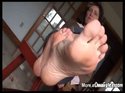 Grannies Feet