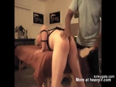 Spanking Wife After Confession