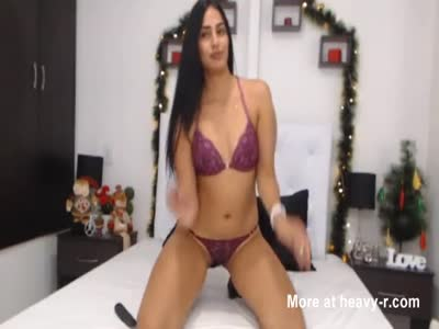 Middle Eastern Hot Babe Bonus Live Hardcore Show