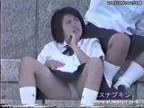 Japanese School Girl Upskirt