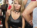Busty MILF Has Sex At Rave Party