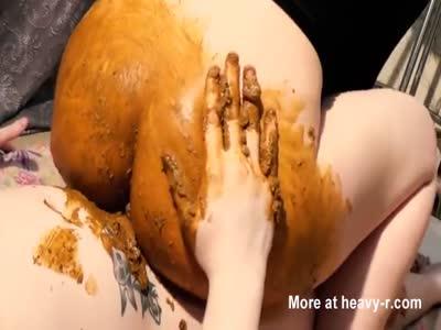 Messy Scat Sex