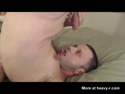 Jason Neves Enjoys His Jizz