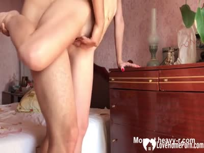 Wild Sex With Young Girlfiend