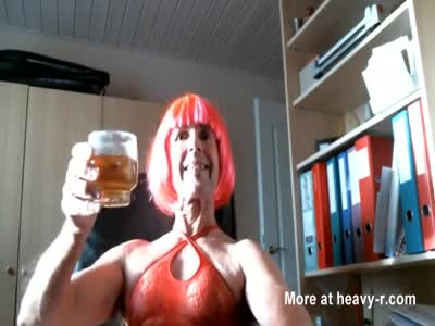 olibrius71 piss drink, anal play, prolaps