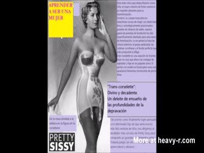 Femininity Lingerie Trans Spanish