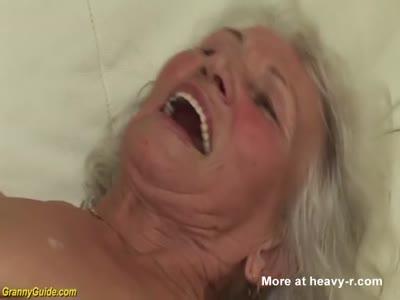 Granny Loves A Rough Fuck