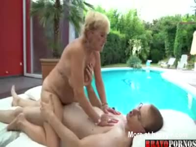 Granny Needs A Good Fuck