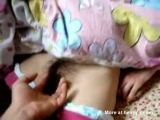 Sleeping Girl Violated