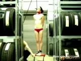 Sex Slave Hanging
