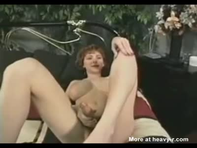 Hermaphrodite doing blowjob