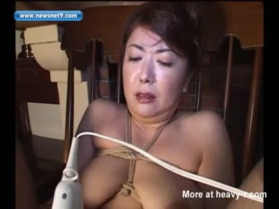Japanese Mom Tied And Abused