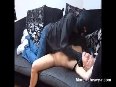 Russian Blonde Raped And Strangled
