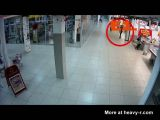 Young Girl Brutally Beaten In Shopping Mall
