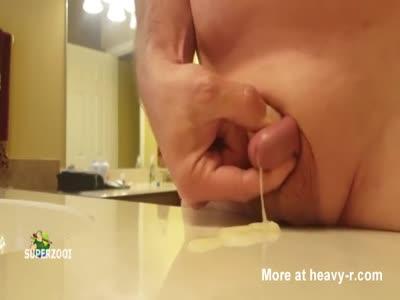 Wanking Micro Penis