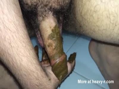 Gay feet shit