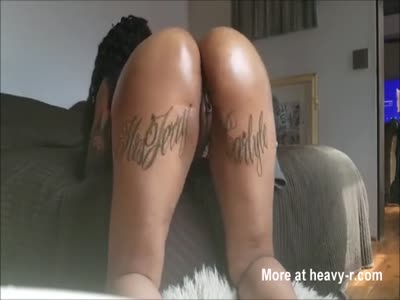 Naughty Ebony MILF Rammed By BBC
