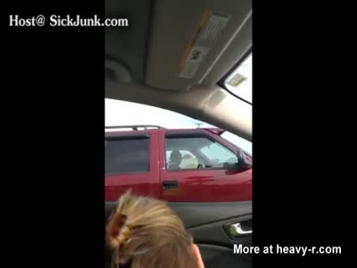 Dude Caught Me Getting A Blowjob In Car
