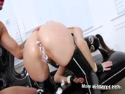 Ass Fucking Whipped Cream Filled Ass