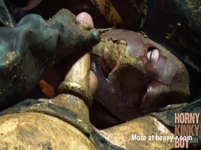 Greedy Sewer Gets Abused with Human Excrements