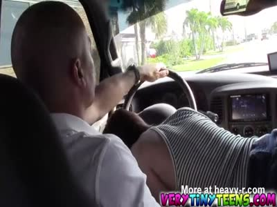 Teen Fucks Driving Instructor