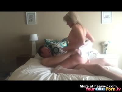 Older wife wedding night fuck