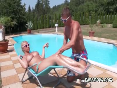 Massage By Pool Boy