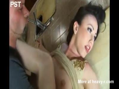 Strangling Woman
