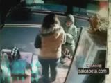 Chinese woman hit by car
