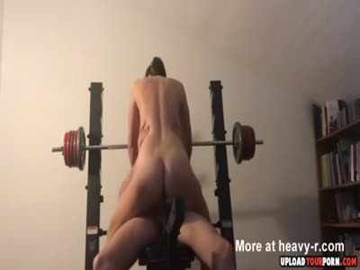 She Likes Dick More Than The Gym