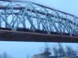 Russian Mass Bridge Jump