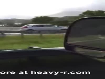 Crazy Head On Collision
