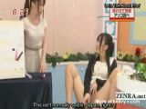Japanese TV Sex Toy Demonstration