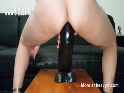 Giant Dildo Ride