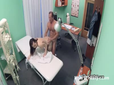 Doctor Fucks Teen Patient