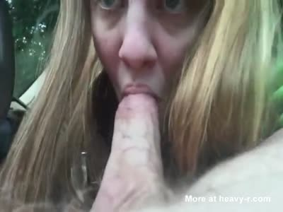 Teen Daughter Sucks Father